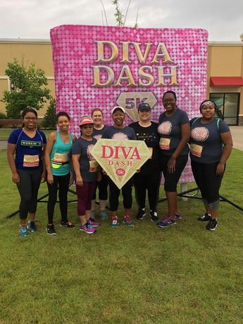 Diva Dash 5K