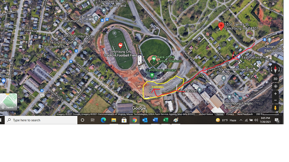 Hillcats stadium Parking.png