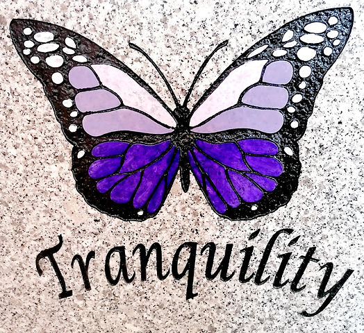 Tranquility Butterfly