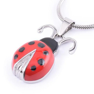 Cute Ladybird - Ashes Keepsake
