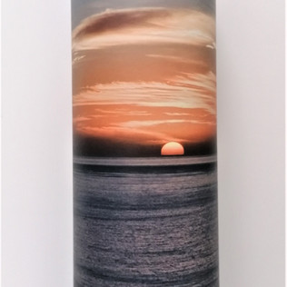 Sunset Scatter Tube
