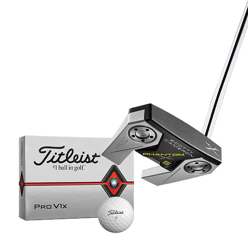 The perfect match Titleist