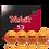 Thumbnail: Pelotas Volvik S3 Naranja