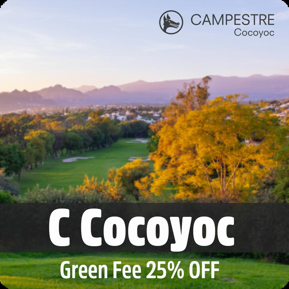 Campestre Cocoyoc
