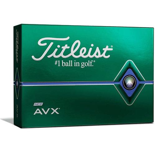 Pelotas Titleist  AVX