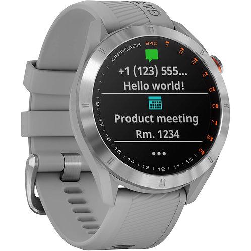 Reloj GPS Garmin Approach S40