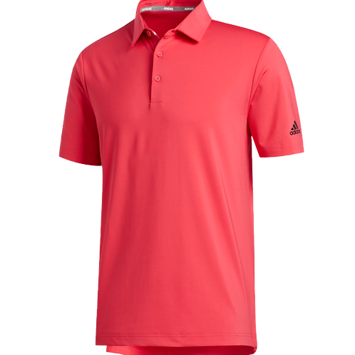 Playera Polo Adidas Ultimate365 2.0 Solid Crestable
