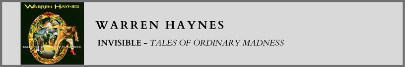 Warren Haynes - Invisible