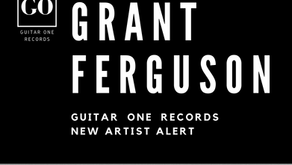 Grant Ferguson Signs with Guitar One Records!