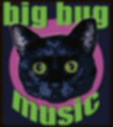 Big Bug Music Logo