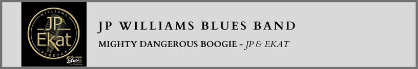 JP Williams Blues Band - Mighty