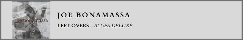 Joe Bonamassa - Left Overs .png