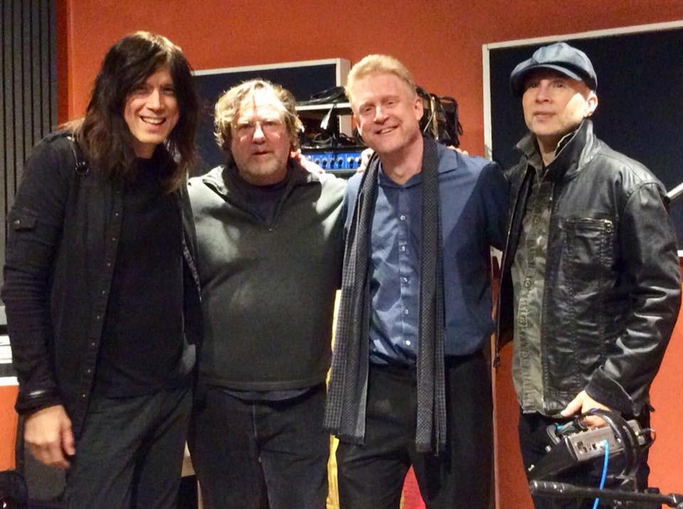With Shawn Pelton, Stu Hamm, & Nick Douglas
