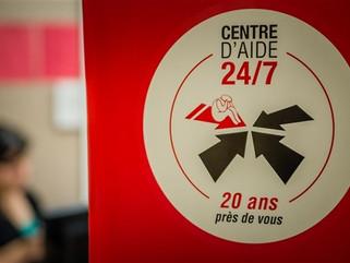 Le Centre d'aide 24/7 restera ouvert