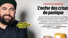Jonathan Roberge dans le Magazine La Semaine!