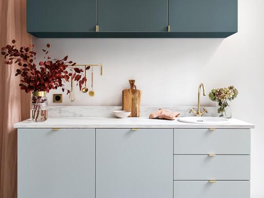 Inspiration : bicolore ou bi-matière, la cuisine joue la dualité