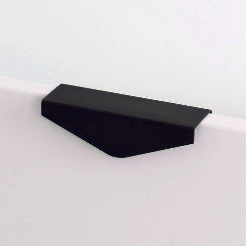 Poignée Delta noir mat