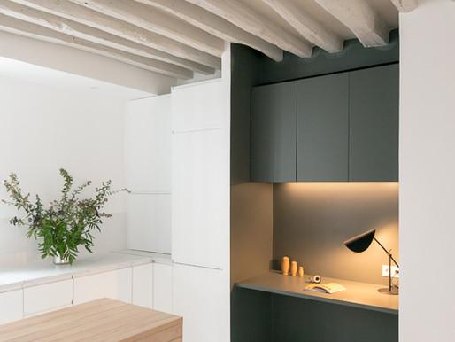 Inspiration : des bureaux ultra-désirables créés à partir de caissons Ikea