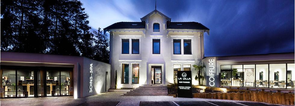 la villa rudy fournier