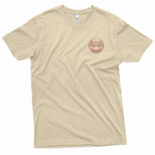 Fox Tee: Soft Cream