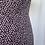 Thumbnail: Microfloral Cotton Dress Size 10