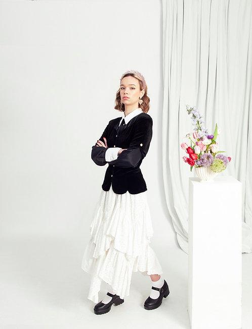 Velvet Jacket Size 8-10