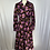 Thumbnail: Purple Rose Pleat Dress Size 12