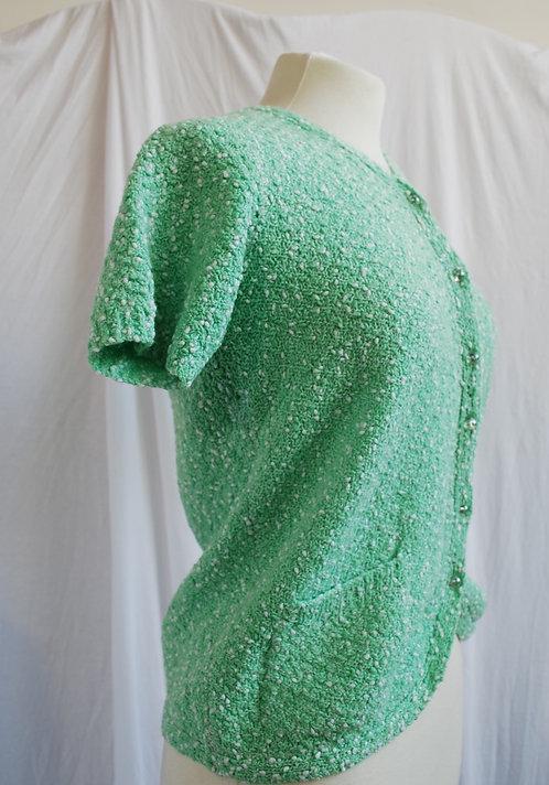Handmade 70s Knit Size 8