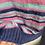 Thumbnail: Pastel Candy Stripe Knit Size 12