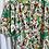 Thumbnail: 1980s Floral Dress Size 12-14