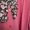 Thumbnail: Jacques Vert Coral 3 Piece Suit Size 16
