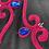 Thumbnail: 1970s Jewelled Indian Waistcoat Size 8-12