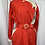 Thumbnail: 1980s Belted Dress Size 10/12