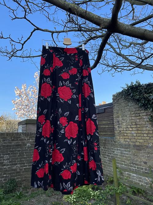 Rose Skirt Size 10