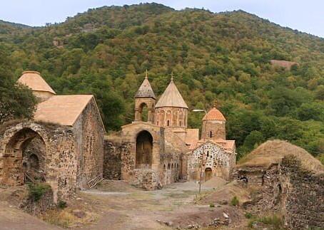 The Nagorno Karabakh Republic (NKR)