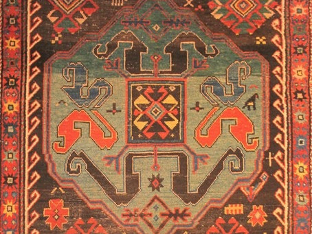 A Selection of Rugs Made in Artsakh, From the Collection of the Armenian Museum of America