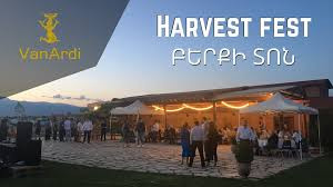 Harvest Fest Unlimited Wine & Food at Sasunik