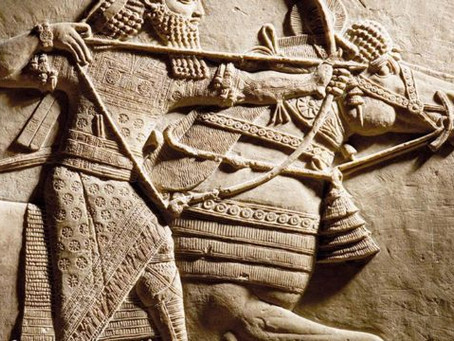"""""""I am Ashurbanipal: King of the world, King of Assyria"""" international exhibition at the British Muse"""