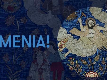 """Armenia"" exhibition at The Metropolitan Museum of Art in New York"