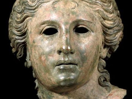 Անահիտ աստվածուհու արձանը՝ Բրիտանական թանգարանում