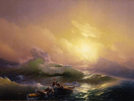 Ayvazovsky's less famous works dedicated to Armenia  will  be exhibited in Zhytomyr