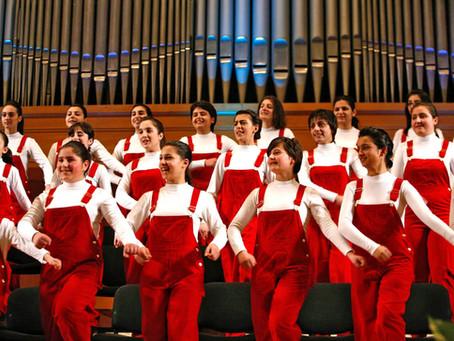 """Little singers of Armenia"" participated in a prestigious festival in Israel"