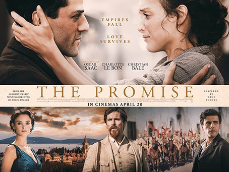 """Armenian Genocide film """"The Promise"""" screened in Syria"""