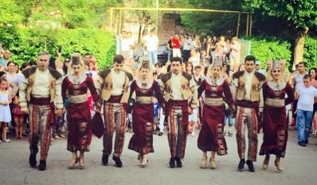 Ազգային պարեր․ «Գյոնդ»
