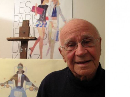 French-Armenian cartoonist famed as author of top magazines' cover page images