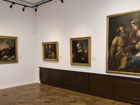 ''The School of Bernini.The Roman Baroque'' exhibition at The National Gallery of Armenia