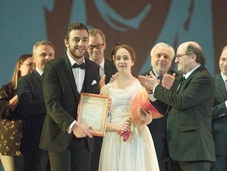 Armenia registered its next victory in international artistic scene