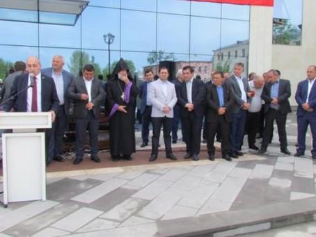 Կայացել է «Տաշիրի մշակույթի կենտրոն» ՀՈԱԿ-ի բացման հանդիսավոր արարողությունը