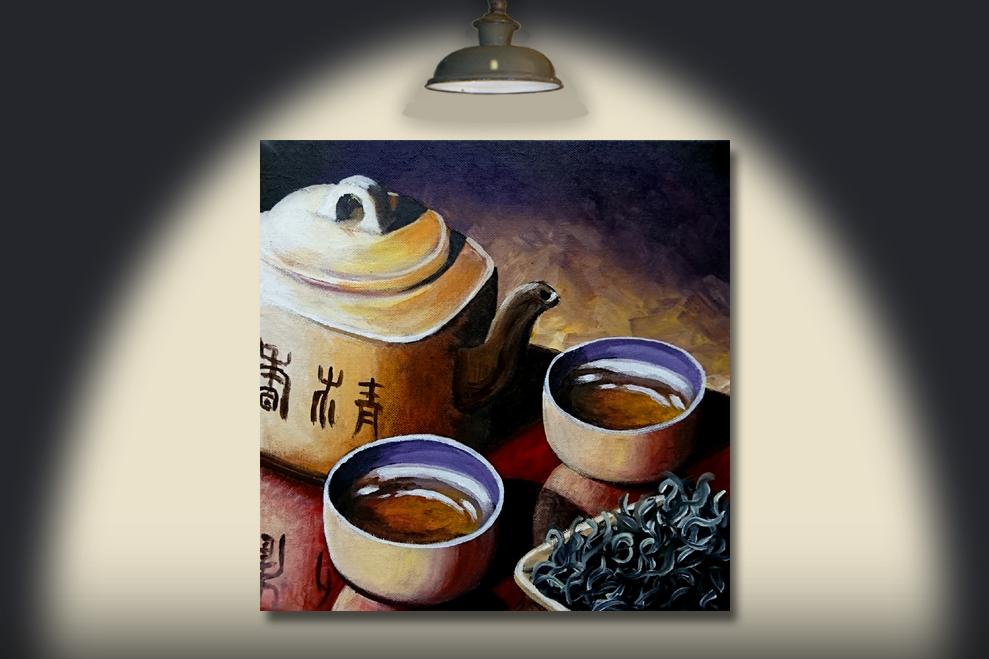 UN THé EN CHINE