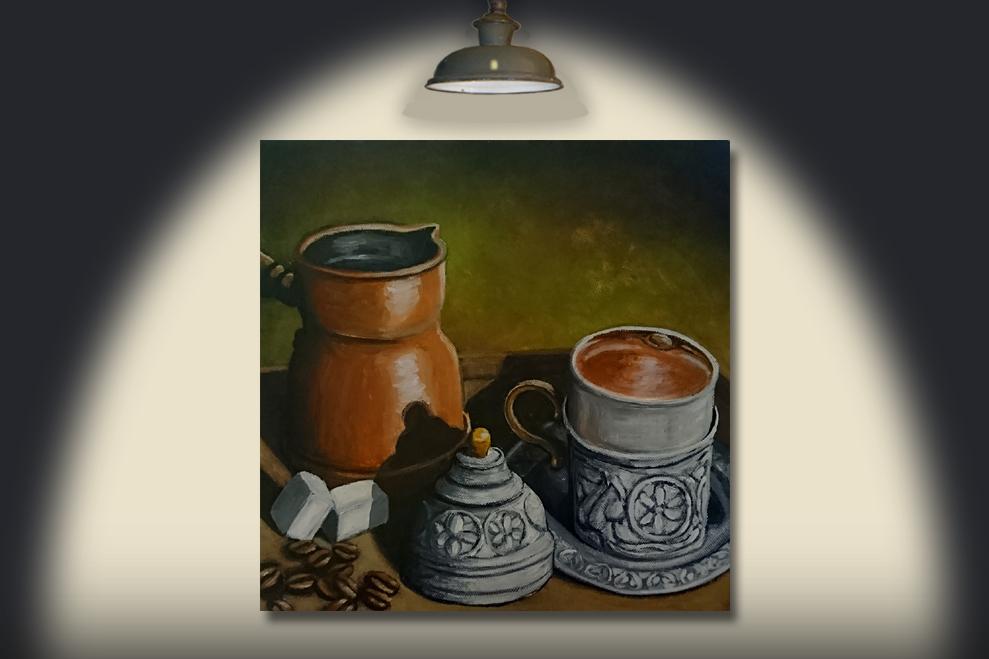 UN CAFé EN TURQUIE